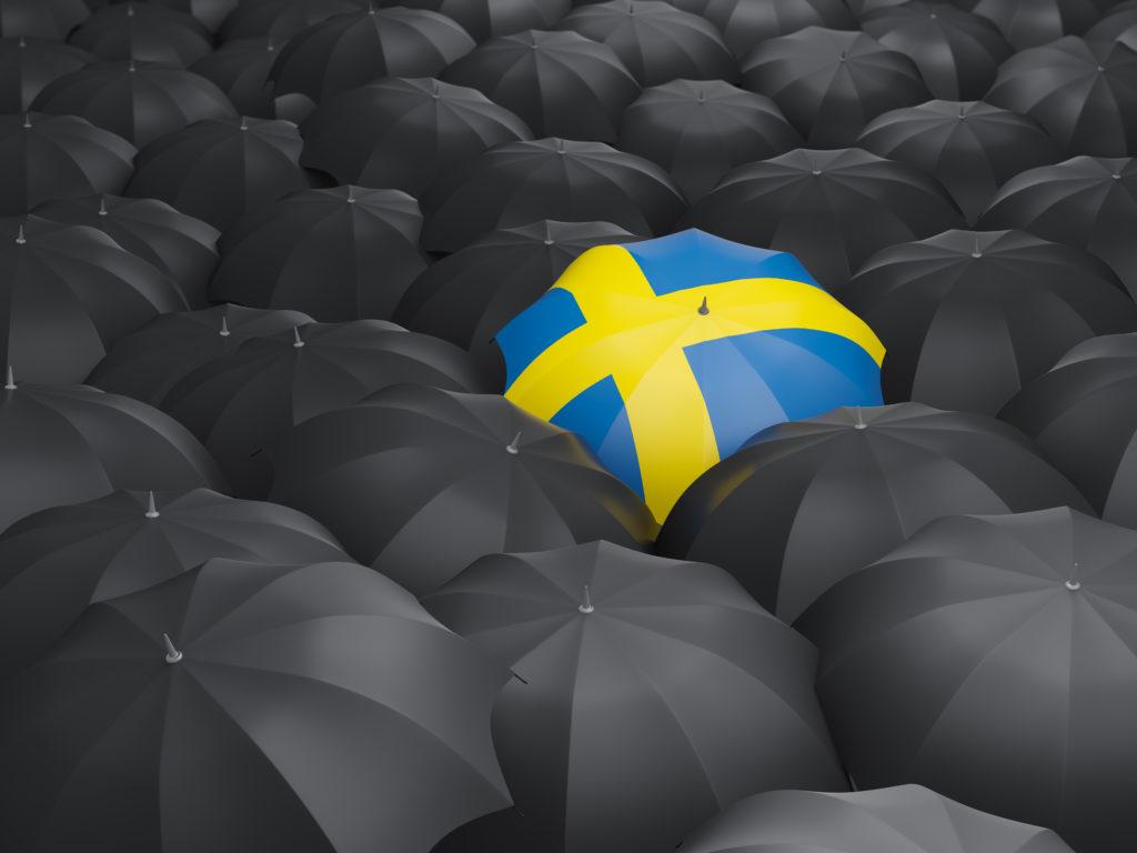 Svensk paraply